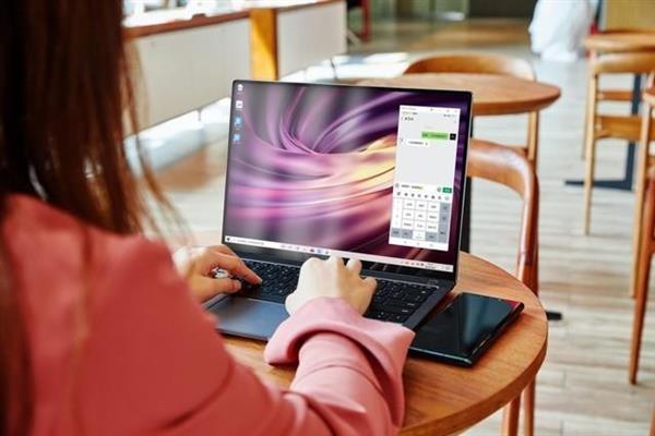 战斗力强悍的红粉佳人 华为MateBook 13 2020款樱粉金来了