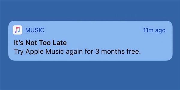 苹果在iOS内大量安插服务类广告:引用户不满