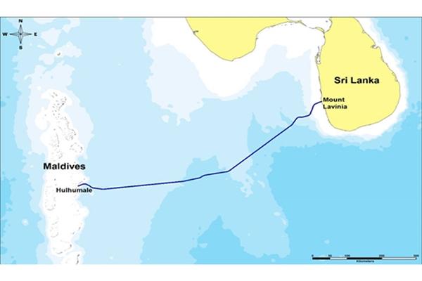 華為海洋承建國際130km海纜工程:工期11個月