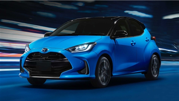 丰田发布全新小型SUV预告图:定位低于C-HR 搭1.5L混动
