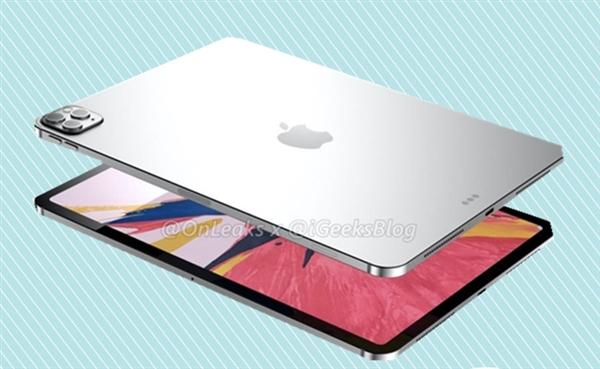 12.9寸iPad Pro曝光:三季度推出、mini LED背光屏显示效果更舒服