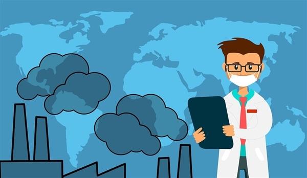 衛星顯示:由于冠狀病毒流行 意大利上空污染氣體大幅減少