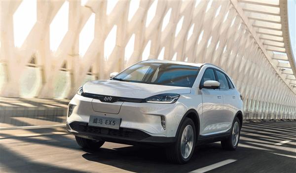 威马汽车发布全国统一保养项目和价格 一万公里一保养!