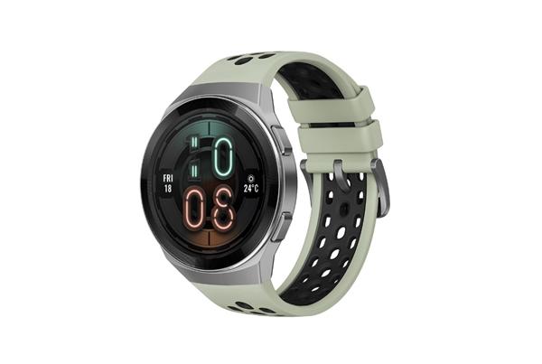 华为发布WATCH GT 2e:支持100种运动类型 健康监测功能全球升级