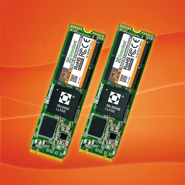 绿芯发布首款工业级2TB M.2 SSD:零下40度都冻不坏