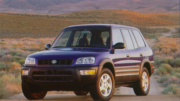对车主负责到底 丰田召回20年前RAV4:没零件了还可以回购车辆
