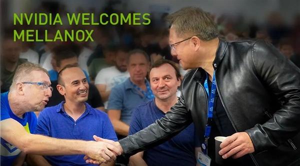 中国批准:NVIDIA 496亿元完成收购M皇马电竞平台|皇马电竞竞猜-首页ellanox