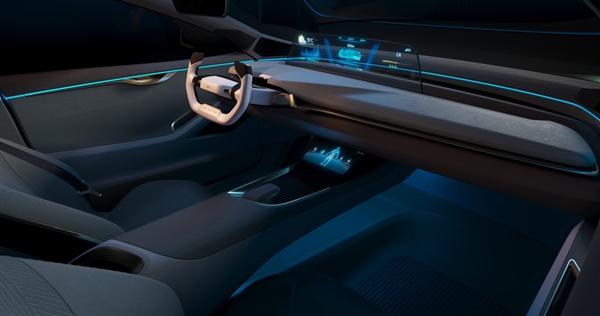 5G上车!威马Maven概念车发布:续航可达800公里
