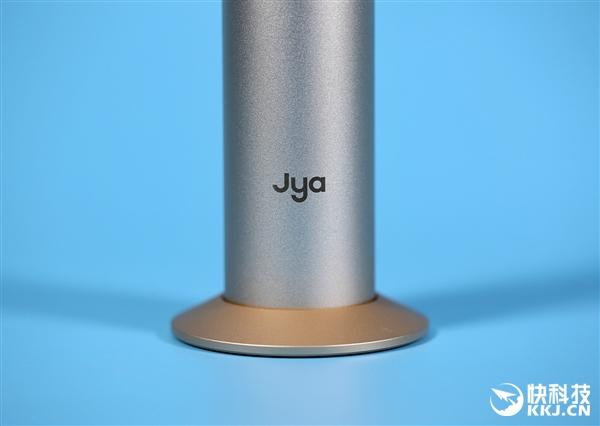 """通体一根""""柱"""" 堪称艺术品 Jya无线智能台灯图赏"""