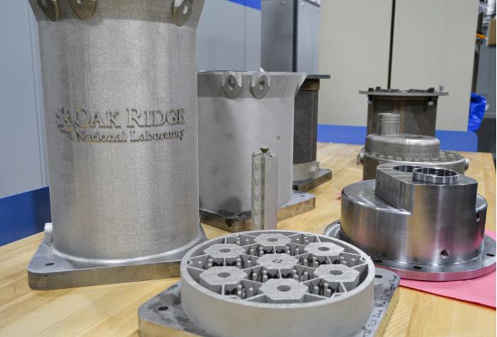 3D打印有多强?美国橡树岭国家实验室开发出核反应堆堆芯原型