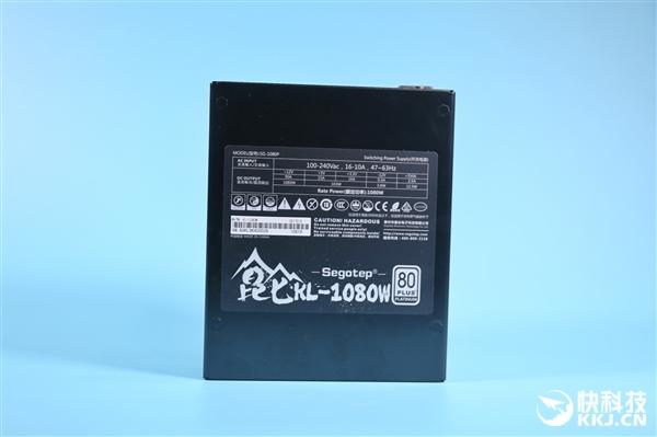 1080W白金!鑫谷昆仑KL-1080W电源拆解图赏