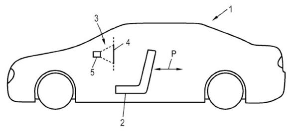 又大又丑的中控屏要被取代?奥迪新专利能让人躺在车里看电影