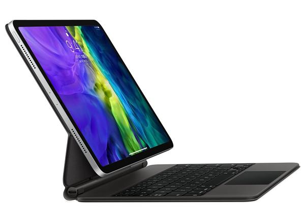 iPad Pro新键盘被用户吐槽电老虎:2小时掉电25%!