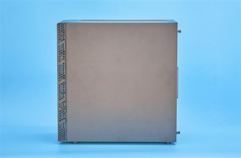 酷冷MB400L装机体验:设计合理的200元小机箱