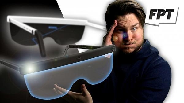 苹果革命性设备AR眼镜曝光!无摄像头+手势控制 499美元