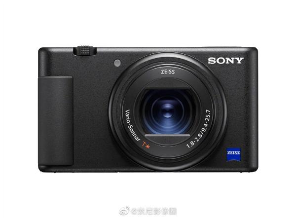 索尼发布Vlog相机ZV-1:首款侧翻屏、支持4K人眼追焦 5199元起