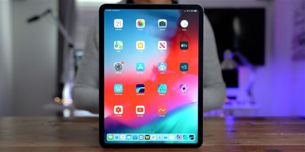 新一代iPad Pro曝光:苹果要一年两更、mini LED屏+5G