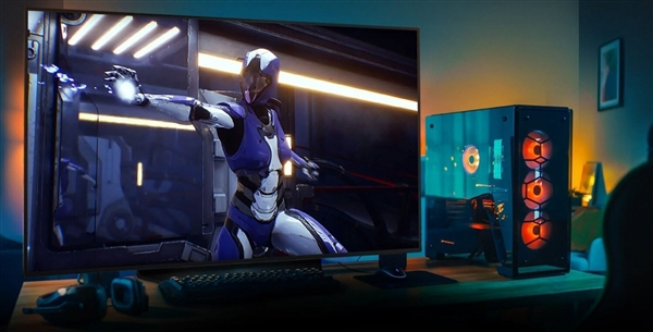 价格破万!LG 48寸4K OLED巨幕显示器上市 支持G-Sync