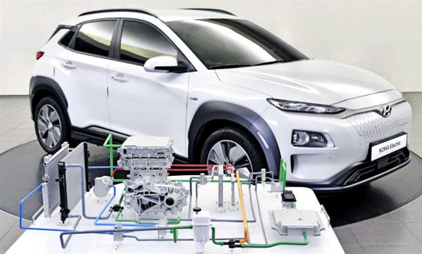 现代起亚发布新型热泵技术:专治电池衰减 增加冬季续航