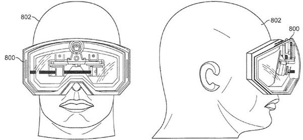 苹果AR眼镜曝光:超高分辨率可以假乱真、带独立应用商店