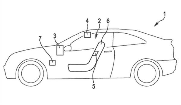 宝马新专利亮相:通过感知驾驶员气味检测疲劳驾驶
