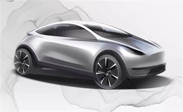 定位低于Model 3?马斯克爆料称特斯拉未来或将推两款新车
