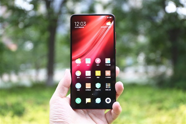 小米手机隐藏技能解锁:屏下指纹变前摄