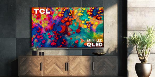 TCL发布最便宜mini LED显示屏电视:效果媲美OLED、55寸约4500元
