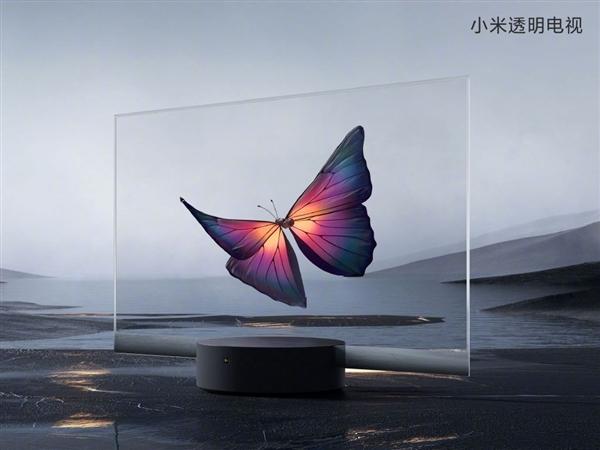 """小米透明电视诞生背后:""""魔改""""OLED屏幕、非必需的全拿掉"""