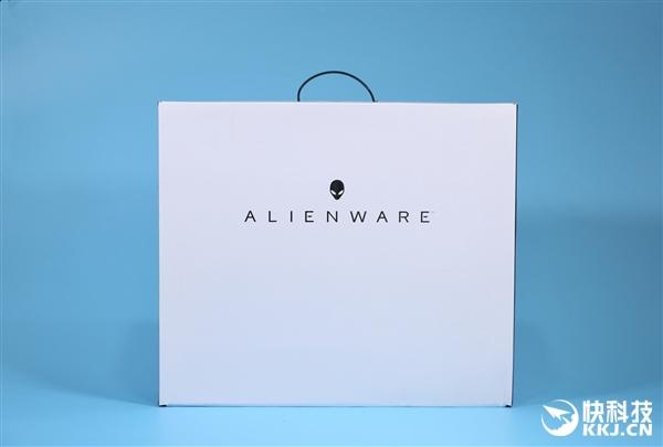 2万的游戏本就这么帅!Alienware M17 2020版图赏
