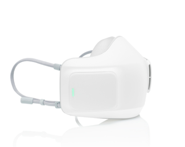 LG推出电动口罩:让呼吸毫不费力 但续航仅8小时