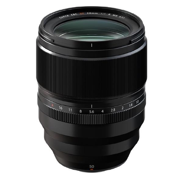 富士发布全球最快无反相机自动对焦镜头:F/1.0超大光圈