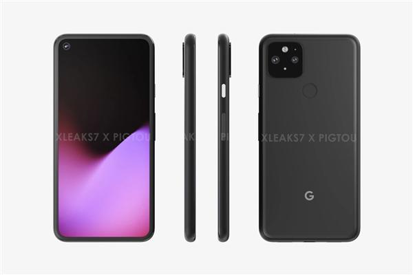 一代旗舰降配 谷歌Pixel 5被运营商泄露:4400元/9月25日发
