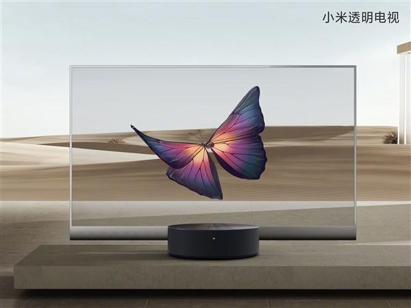 小米透明电视已量产 三星透明手机曝光:已申请专利