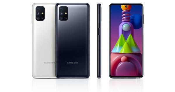 三星Galaxy M51发布:7000mAh电池 2300元