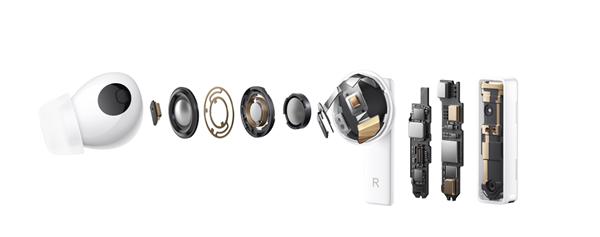 全球首款智慧动态降噪TWS耳机登场!华为FreeBuds Pro无线耳机亮相