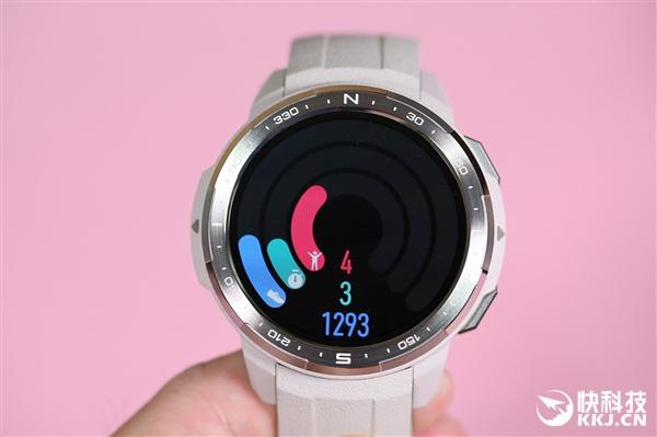 荣耀首款智能户外运动手表!荣耀GS Pro图赏