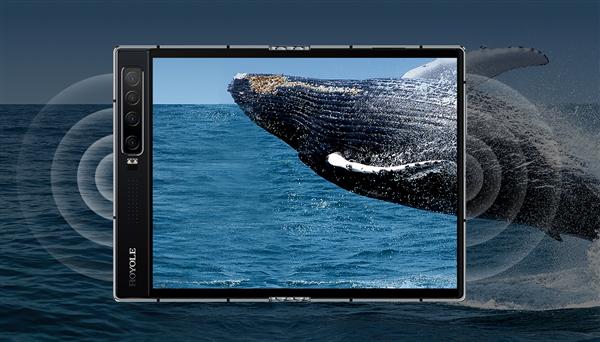 柔宇FlexPai 2折叠屏手机现货发售:9988元