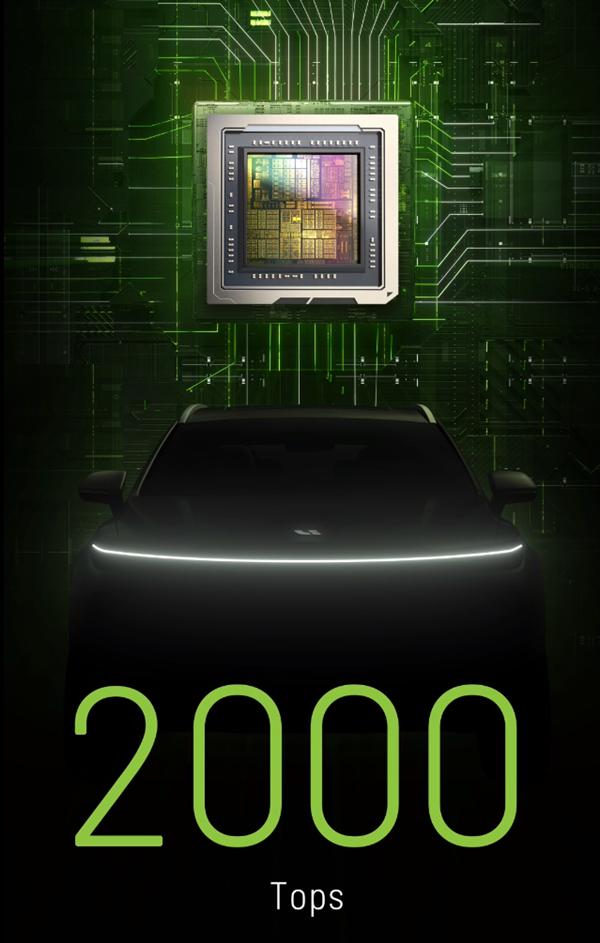 官宣!理想汽车全尺寸SUV来了:全球首次搭载NVIDIA自动驾驶智能芯片ORIN