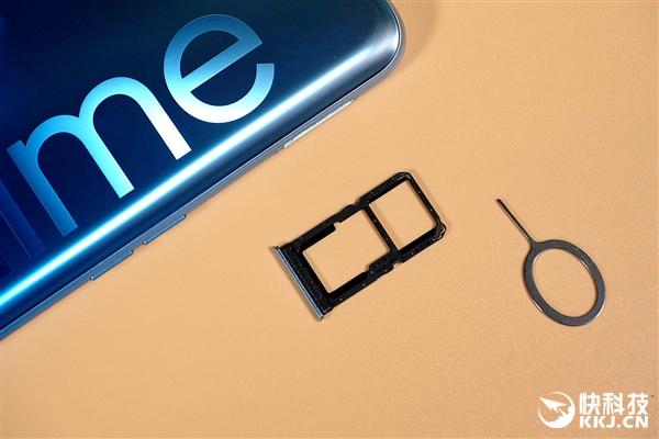 千元机也有120Hz高刷屏 realme Q2开箱图赏