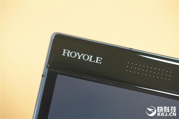 唯一万元内折叠屏手机 柔宇柔派2手机开箱图赏