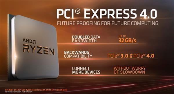 5nm Zen4要首发PCIe 5.0了?AMD表态:正在迁移生态
