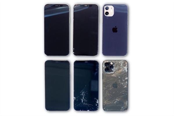 苹果没吹牛:机构测得iPhone 12是目前抗跌落性最优的手机、Pro表现欠佳