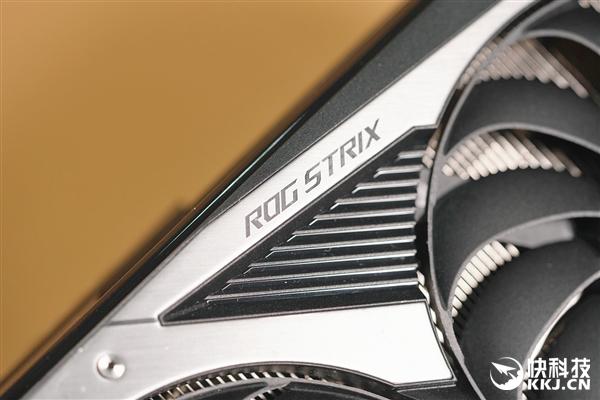 1935MHz凶猛上天!ROG STRIX RTX 3070图赏