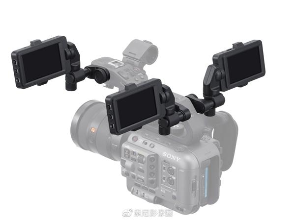 4.8万元 索尼发布全画幅电影摄影机FX6:1020万像素+4K拍摄