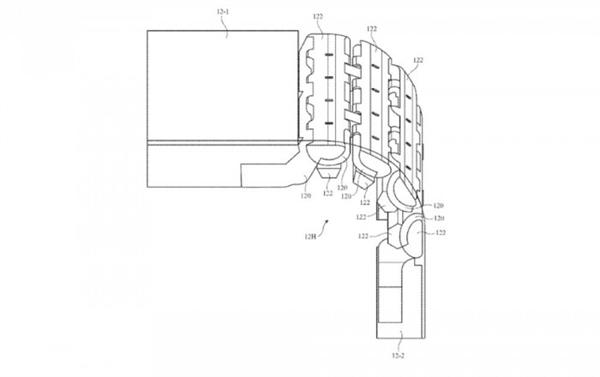 新专利泄密!苹果正在打造折叠屏iPhone:据说已开始测试