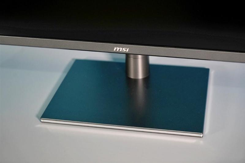 色差仅0.45!微星Creator PS321URV显示器评测:HDR600加持的设计&影音神器
