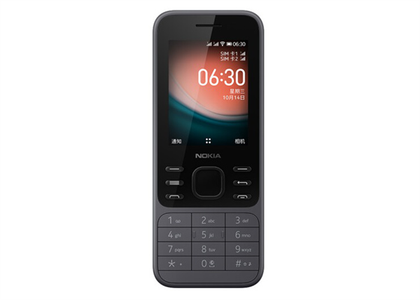 首发399元诺基亚国行63004G开启预售:搭载全新KaiOS