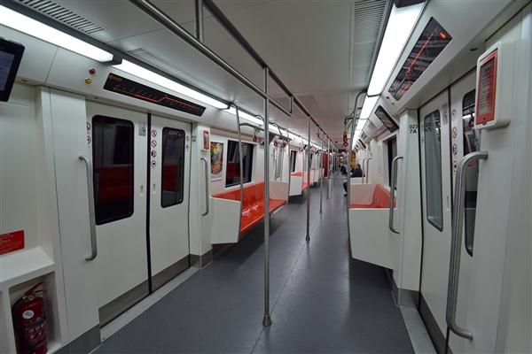 北京地铁要用上5G技术了 行车间隔缩短10%以上
