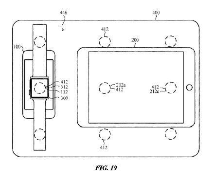 苹果新专利曝光:MacBook有望为iOS设备无线充电